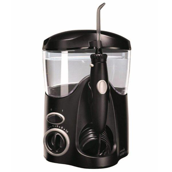 Waterpik WP-112 Water Flosser in black