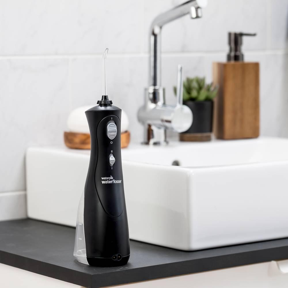Wp 462 Cordless Plus Black Water Flosser Rechargeable